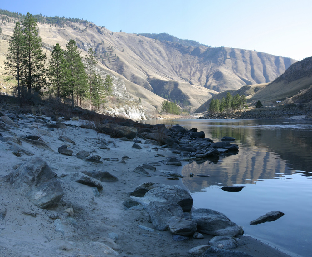 Idaho Destination: Salmon River