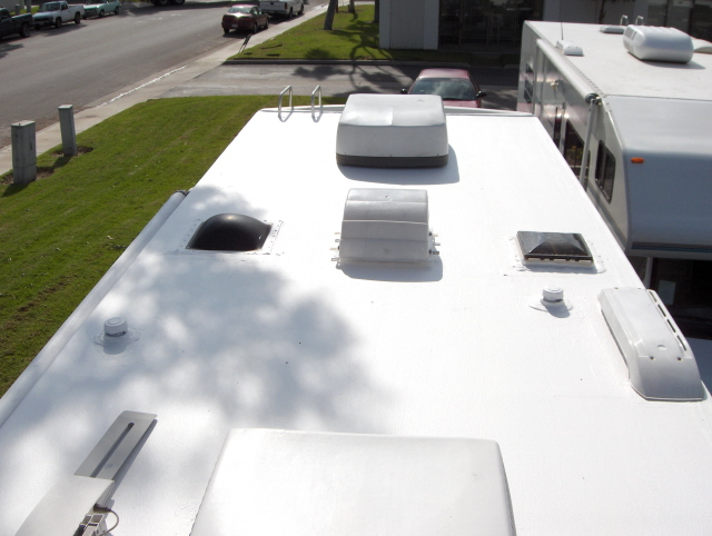 Have You Checked Your Roof Lately Blogs Rnr Rv