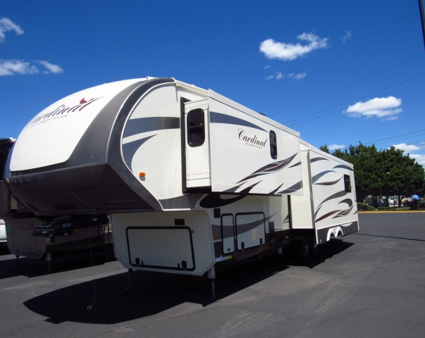 2017 forest river cardinal 3456 rl for Country hill motors inventory