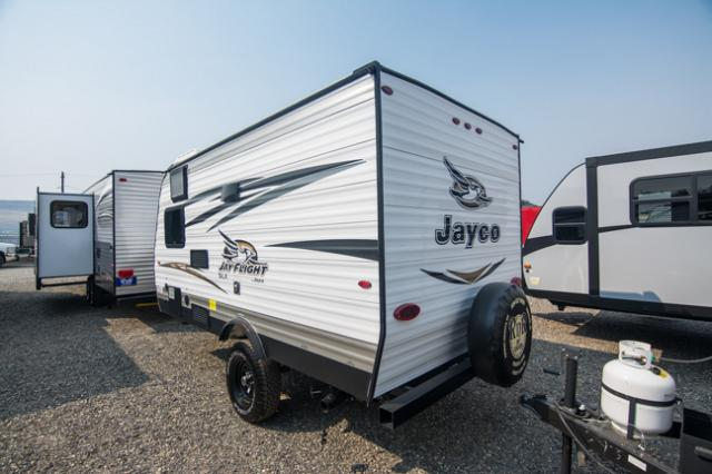 Brilliant 2018 Jayco Jay Flight 154BH