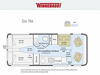 2018 Winnebago Era 170A