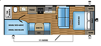 2018 Jayco Jay Flight 264BHW