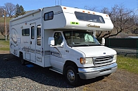 1999 COACHMEN LEPRECHAN 265