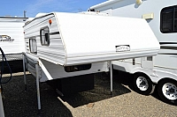 2001 Pastime 800 Truck Camper