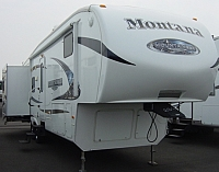 2011 Keystone Mountaineer 326RLT