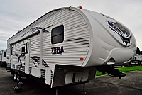 2012 Palomino Puma Unleashed 356QLB