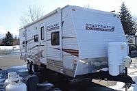 2012 STARCRAFT AUTUMN RIDGE 256BH TRAVEL TRAILER