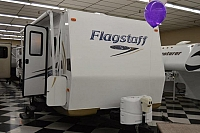 2013 Forest River FLAGSTAFF 23FBS
