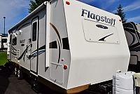 2013 Forest River Flagstaff Super Lite 26RLWS