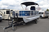 2014 Forest River Southbay 520 CR