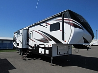 2016 Forest River Spartan 1234X
