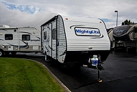 2016 Pacific Coachworks Mighty Lite 16RB
