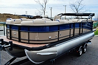 2017 Forest River Berkshire Pontoon 23CL STS