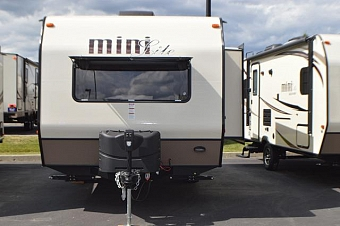 2017 Fleetwood Rockwood Mini Lite 1909S