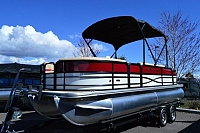 2017 Forest River Berkshire Pontoon 22RFC CTS