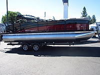 2017 Forest River Berkshire Pontoon 23RFC STS