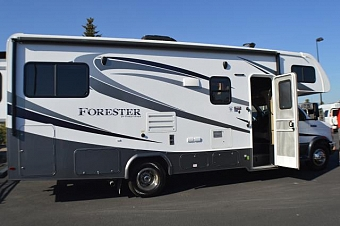 2017 Forest River Forester 2501TSF