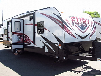 2017 Forest River Fury 2614X