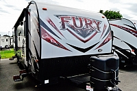2017 Forest River Prime Time Fury 2912X