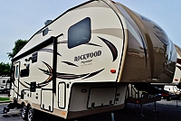 2017 Forest River Rockwood 8244WS
