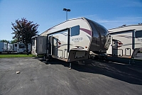 2017 Forest River Rockwood 8295WS
