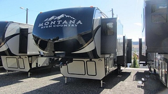 2017 Keystone Montana 344RL