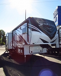 2017 Forest River Prime Time Spartan 1434X