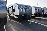 2018 Forest River Shockwave 25RQMX