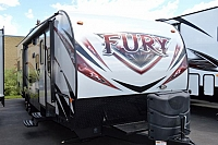 2018 Forest River Prime Time Fury 2910