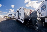 2019 Forest River Shockwave 24RQMX