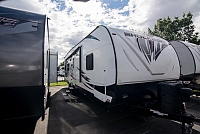 2019 Forest River Shockwave 28RQGDX