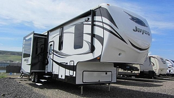 2016 Jayco Seismic Wave 355W