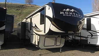 Keystone HC Montana 305RL