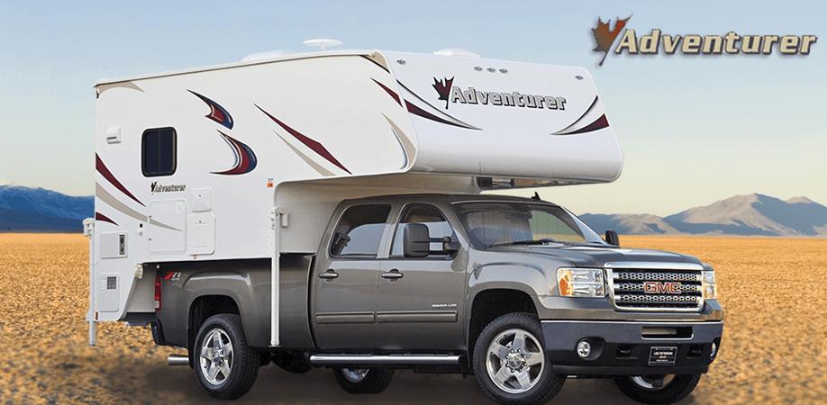 Adventurer Truck Camper