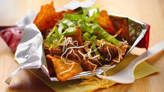 Recipe: Taco in a Bag