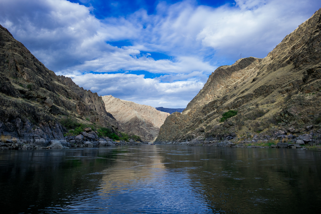 Splash into Adventure in Hells Canyon!