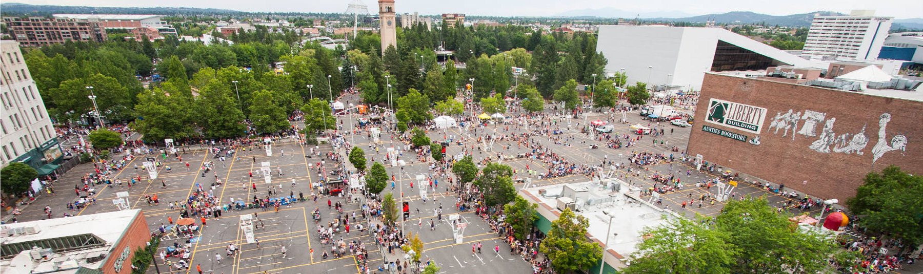 Spokane and Coeur d'Alene host Hoopfest and Ironman this weekend.