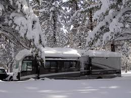 Washington State Parks Campground Winter/Spring Schedule.