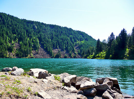 North Idaho Destination: Farragut State Park