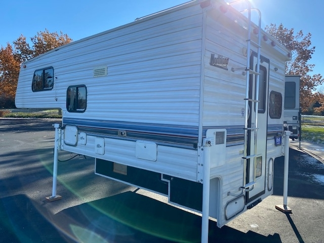 1997 NORTHLAND 880 GRIZZLY