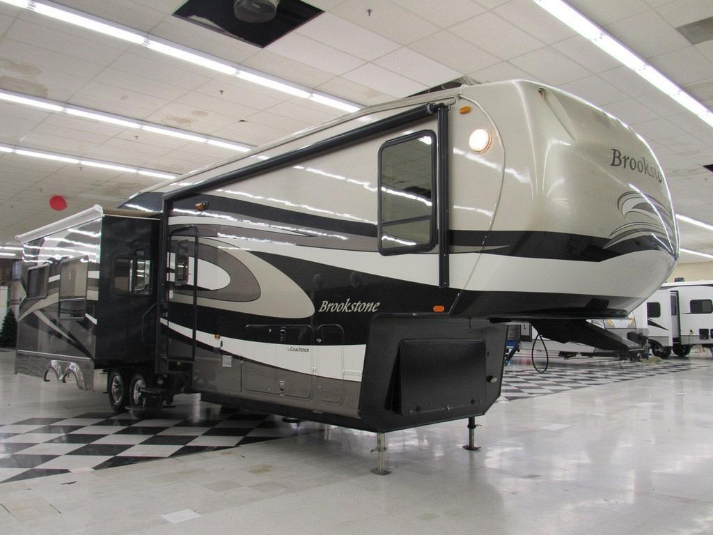 2011 BROOKSTONE 345 TS