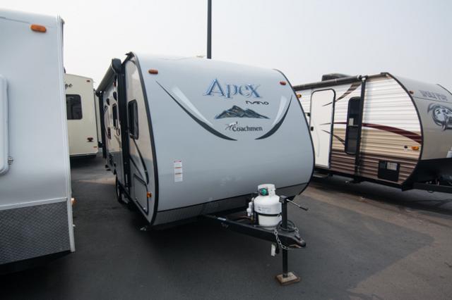 2017 Coachman Apex Nano 185BH