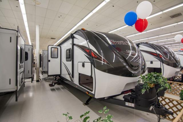 2017 Heartland North Trail 29RETS & Heartland RVs in Washington