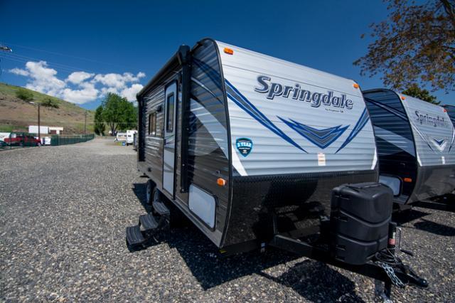 2018 Keystone Springdale 179QB