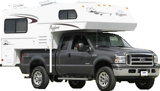 Truck Campers in Washington | Spokane Truck Campers For Sale