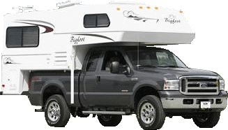 Shop Truck Campers At RNR in Washington